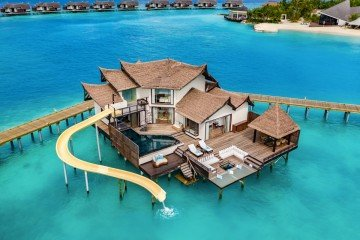 Private Ocean RESERVE with Slide (400 m2)