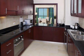 Three Bedroom Family Appartment With Sea View