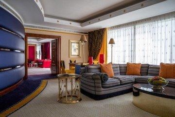 Deluxe King Two-Bedroom Suite