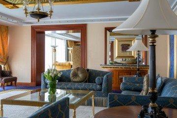Diplomatic Three-Bedroom Suite