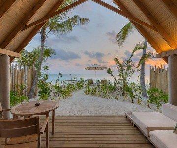 Beach Duplex Villa