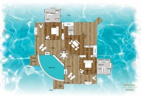 Aqua Retreat - 2 bedrooms