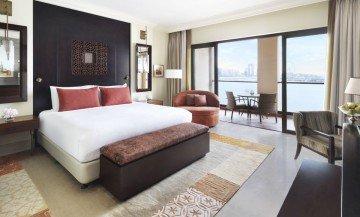 Fairmont Gold Deluxe Suite