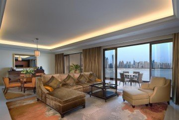 Two Bedroom Home - City View