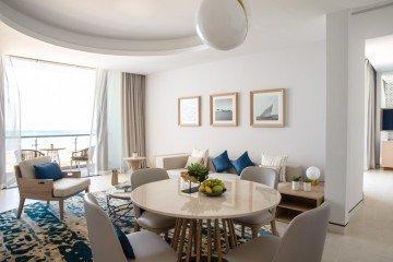 Two Bedroom Ocean Family Suite