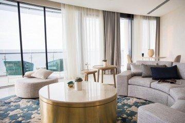 Saadiyat Three Bedroom Suite