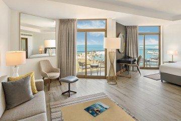 Premium One Bedroom Family Suite