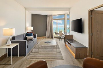 One Bedroom Family Suite