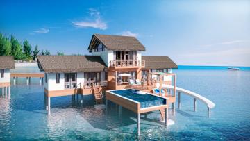 Two Bedroom Lagoon Pool Villa