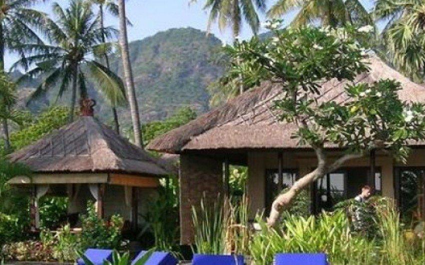 Bali, květen 2009
