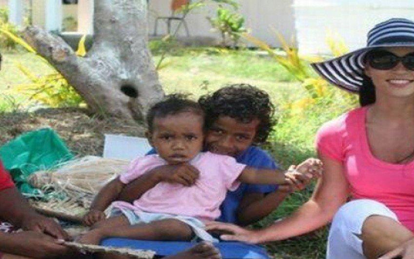 Fiji, február 2010