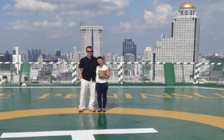 Thajsko, červen 2013
