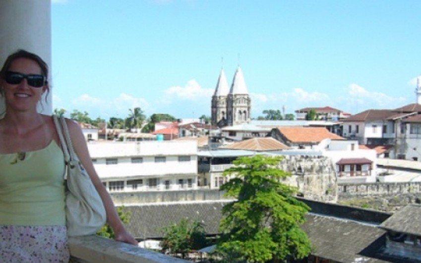 Zanzibar, květen 2010