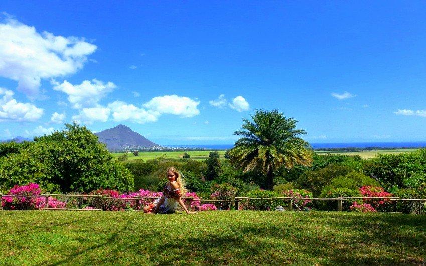 Mauritius, září 2012