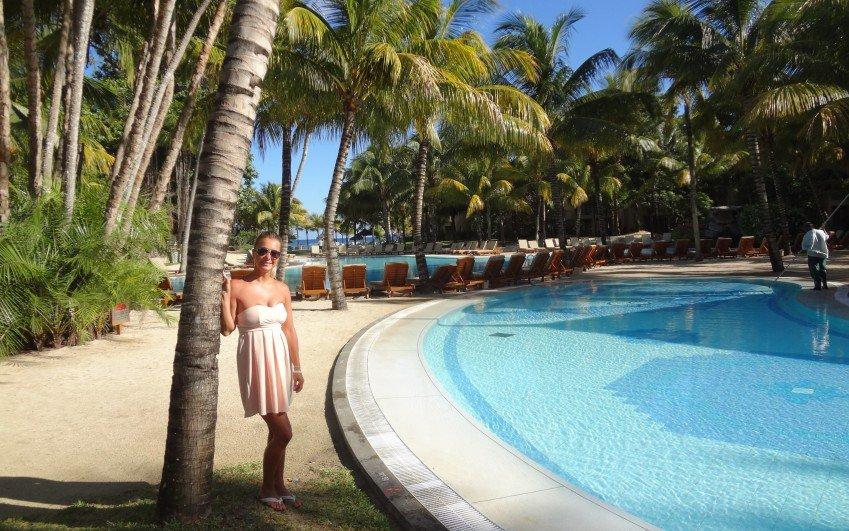 Mauricius, prosinec 2014