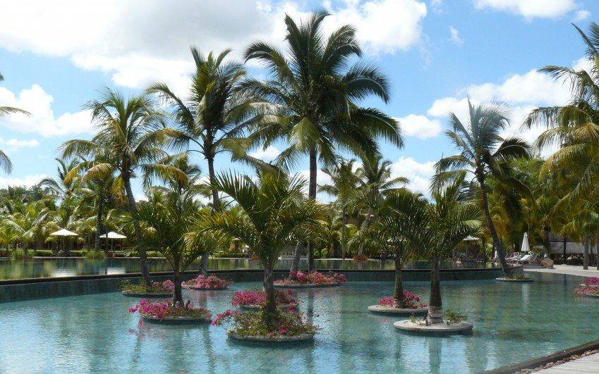 Mauritius, podzim/zima 2012