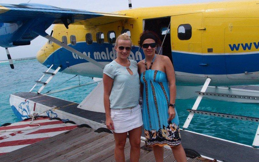 Zpráva z cesty na Maledivy - červen 2012