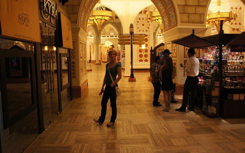 Eductour Spojené Arabské Emiráty - Jindřiška, listopad 2011