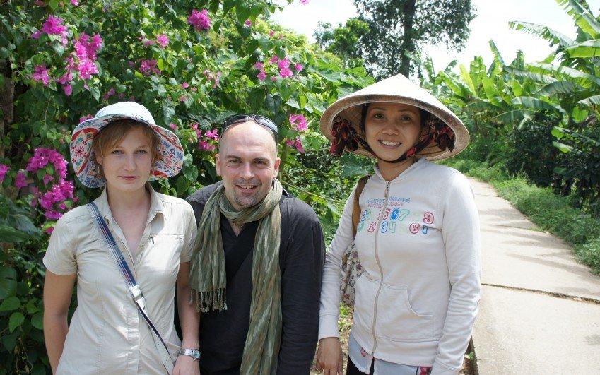 Nejkrásnější pláže Vietnamu Jindřiška, srpen 2012