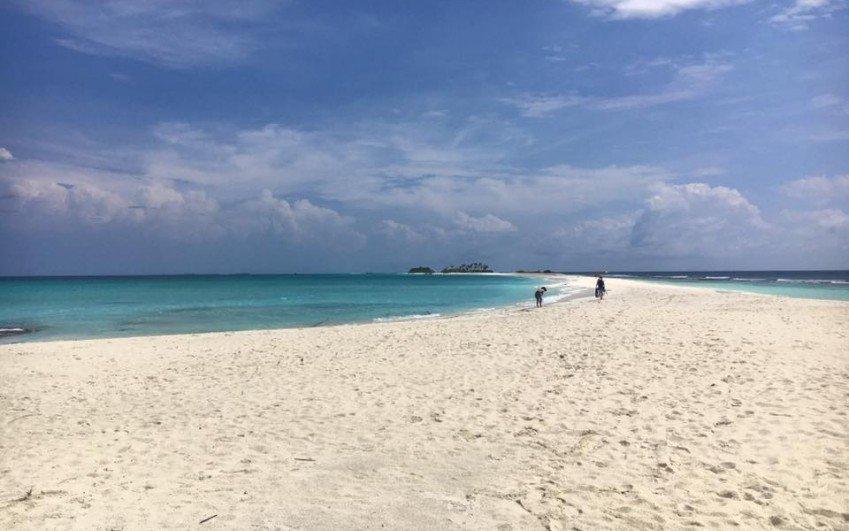 Fam trip Maledivy 2016