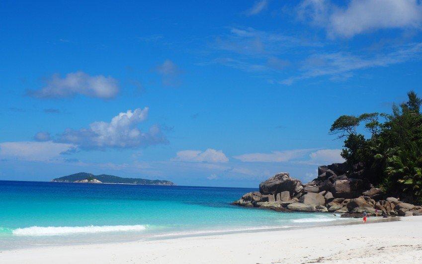 Inspekční cesta na Seychely