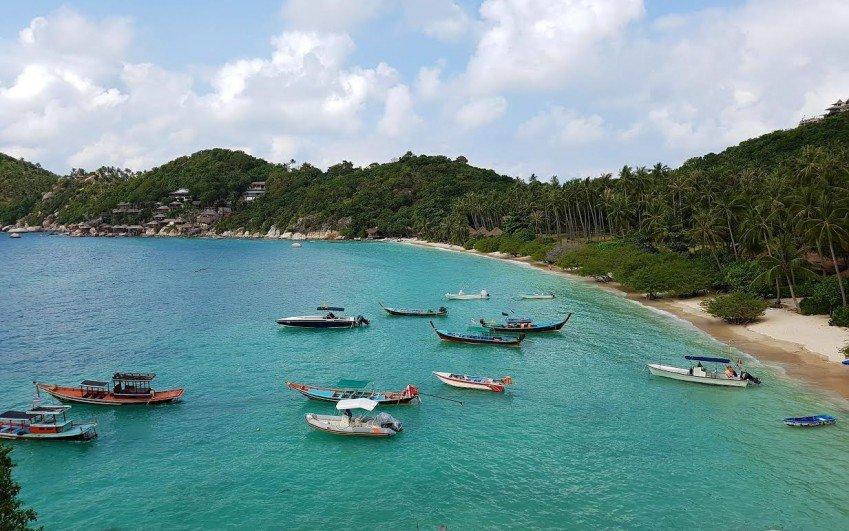Cesta na svadobný veľtrh do Thajska