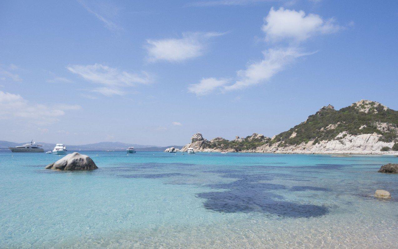 Inspekční cesta na ostrov Sardinie - květen 2017
