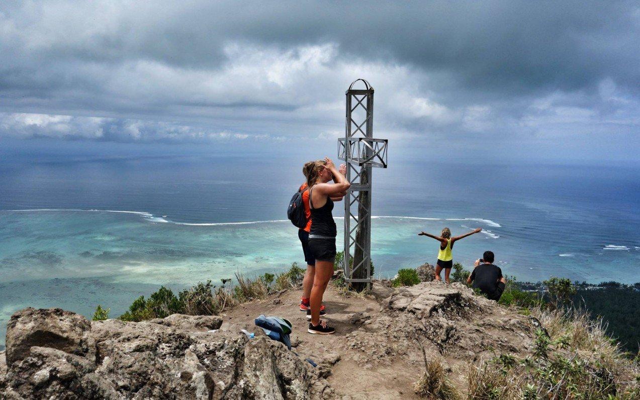 Návštěva Reunionu a Maurícia 31.10. - 13.11.2017