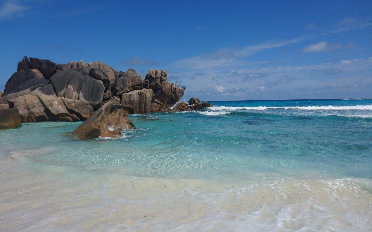 Svatební cesta - Seychely