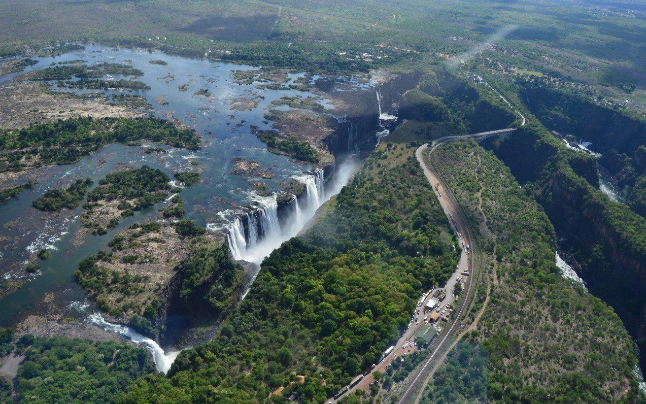 Zimbabwe a Botswana dvě perly v Africe