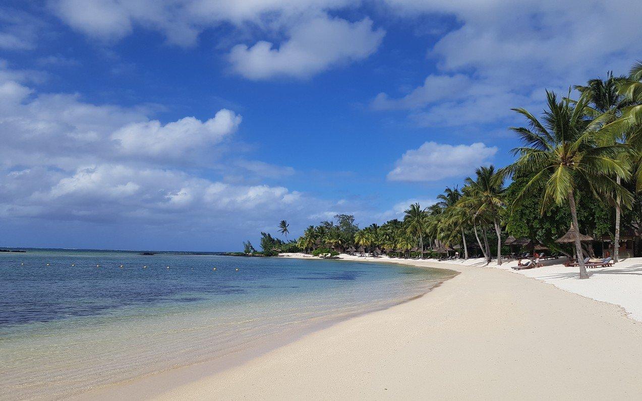 Mauricius - azurové vody Indického oceánu