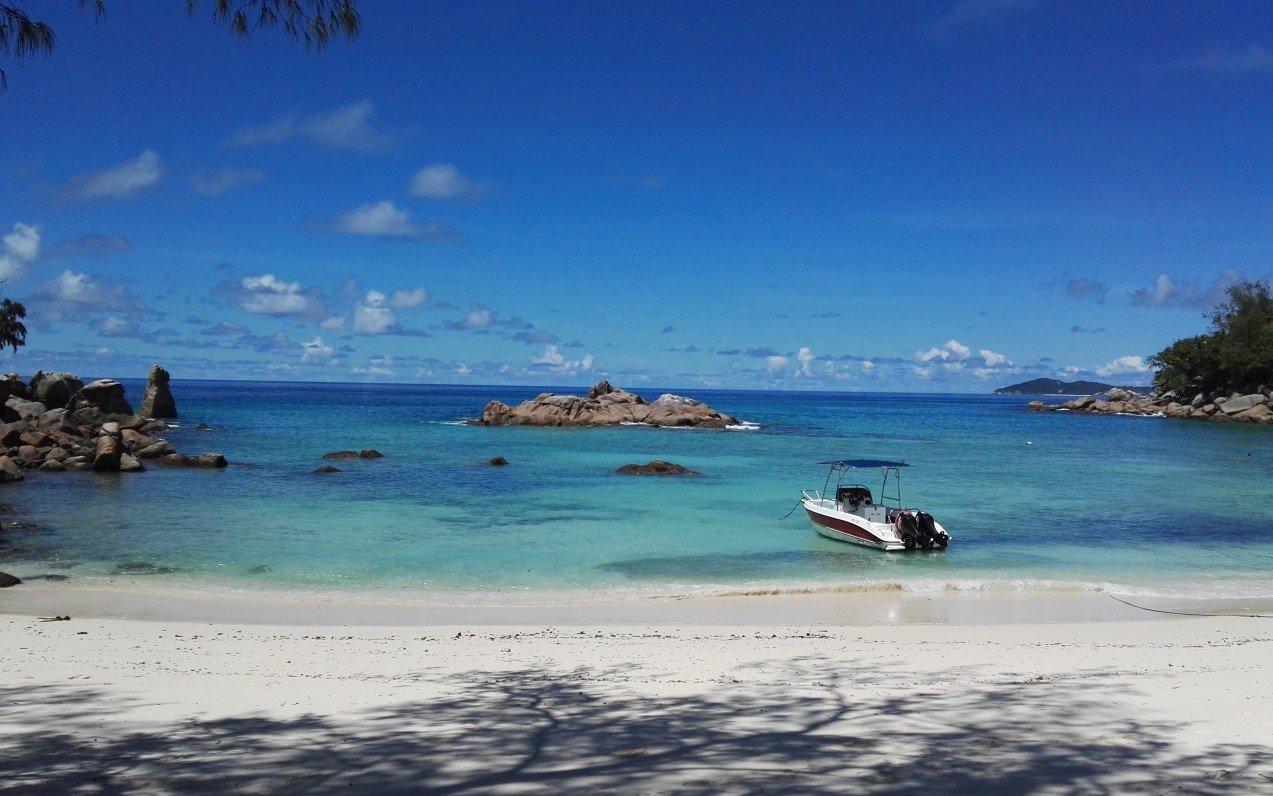Seychely - prosinec 2018