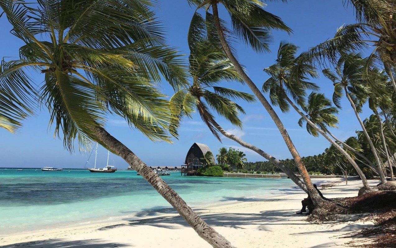 Maledivy - November 2018