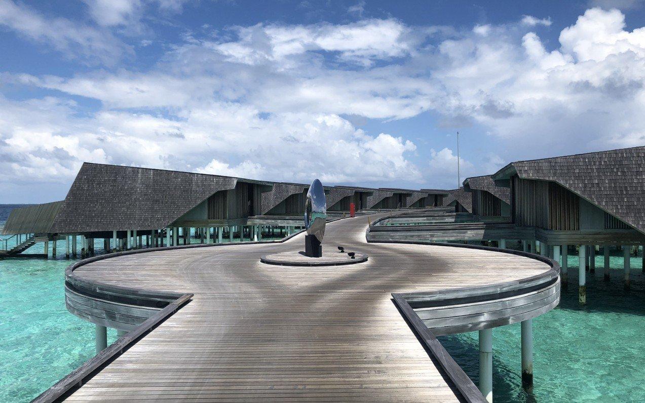 Maledivy 2019 - Resorty pro nejnáročnější klientelu