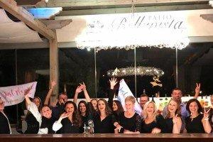 Gala večeře v Chateau Mcely s Emirates, Emotions DMC a Attitude hotels