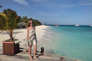 Poprvé na Maledivy v mimosezóně