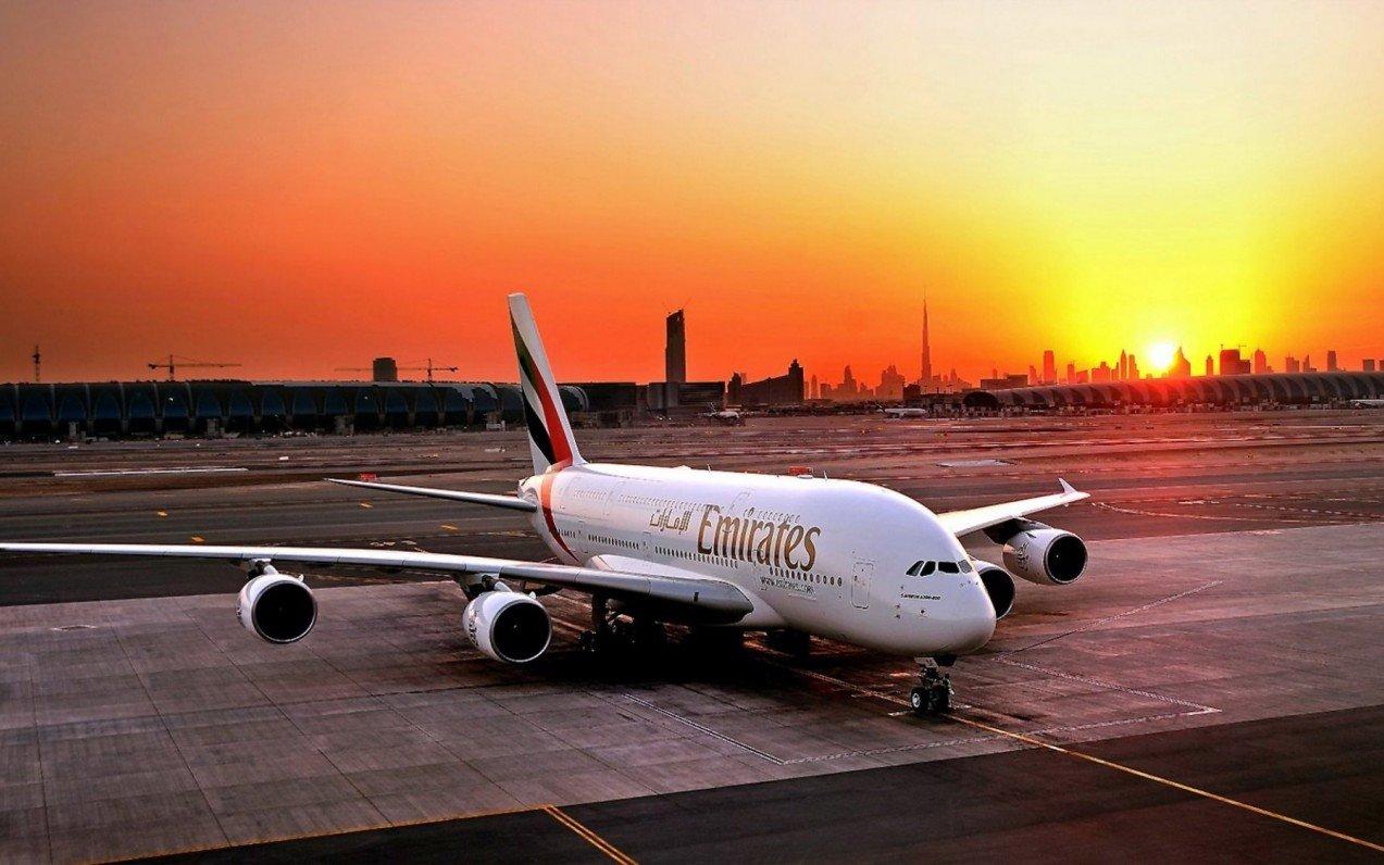 Přestup v Dubaji s Emirates
