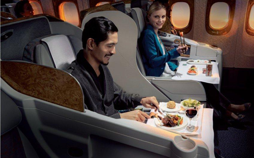 Srovnání tříd Emirates