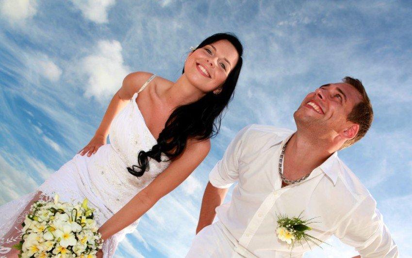 Vaše svatba v ráji