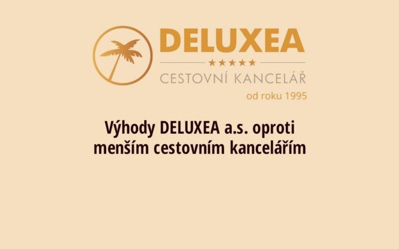 Výhody DELUXEA