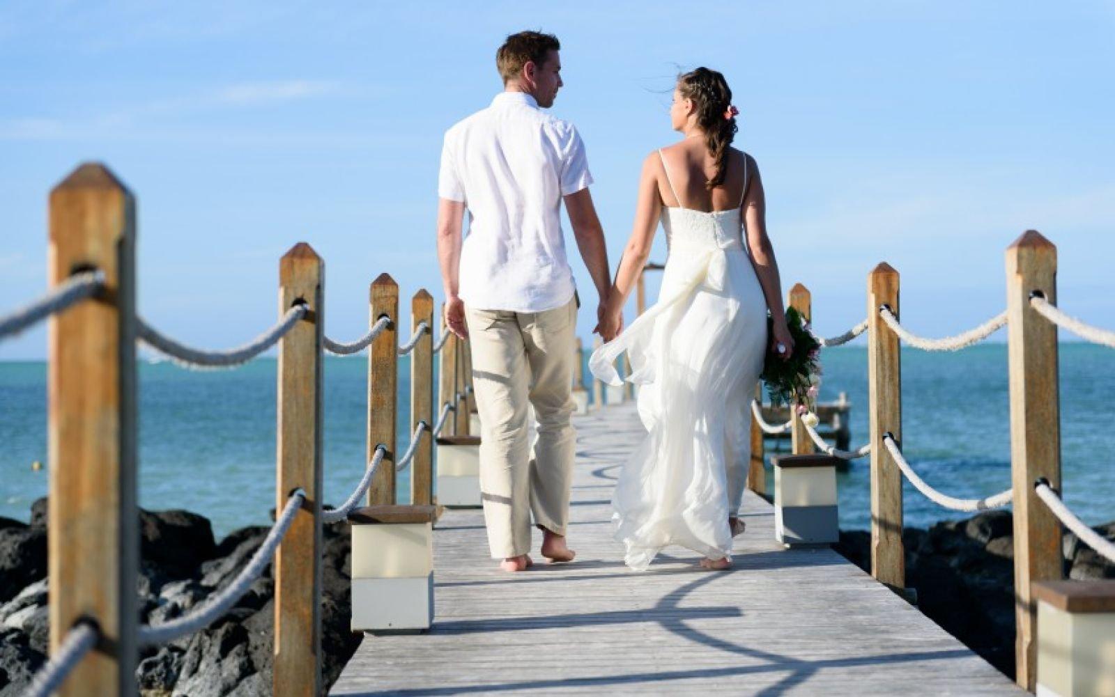 Svatební týden na Mauríciu v květnu 2018