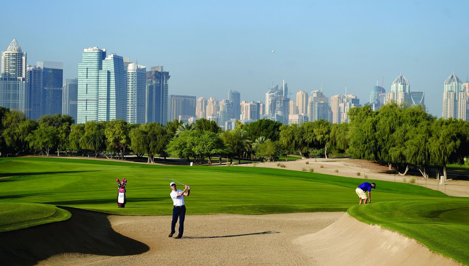 Navštivte profesionální turnaje PGA – vše zařídíme my