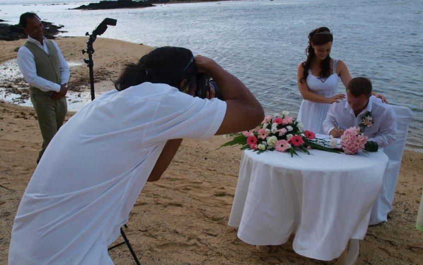 Fotoreportáž ze svatby