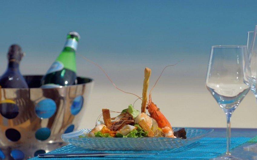 Svatební menu Blue Marlin