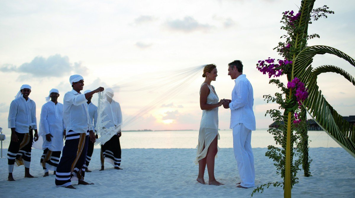 Svatba v ráji <sup>®</sup>