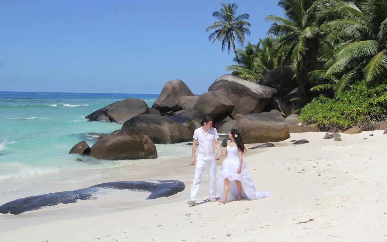Svadba na Seycheloch