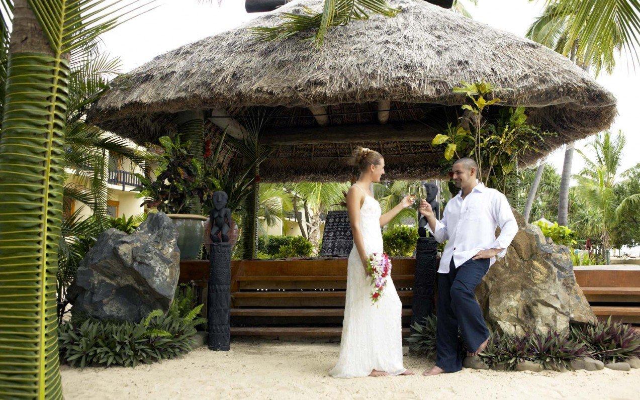 Svatba na Fidži