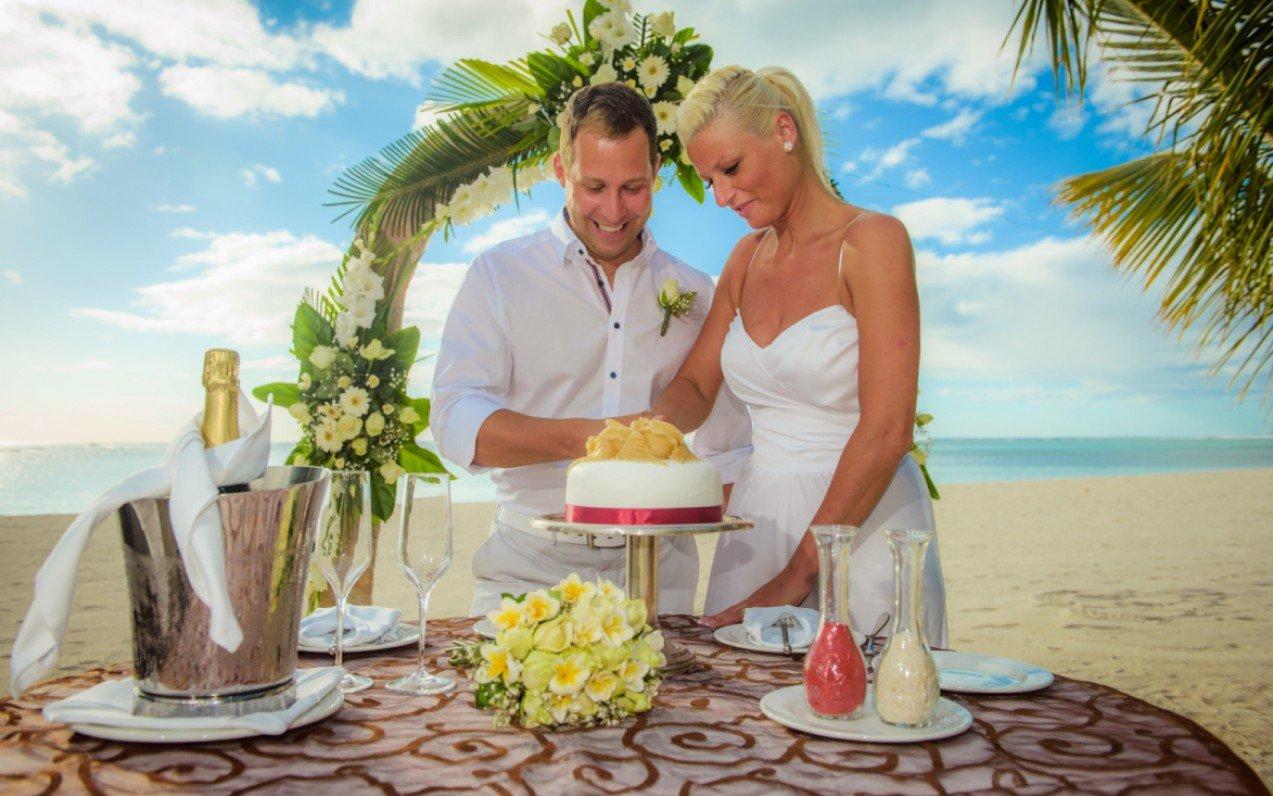 Průběh svatby