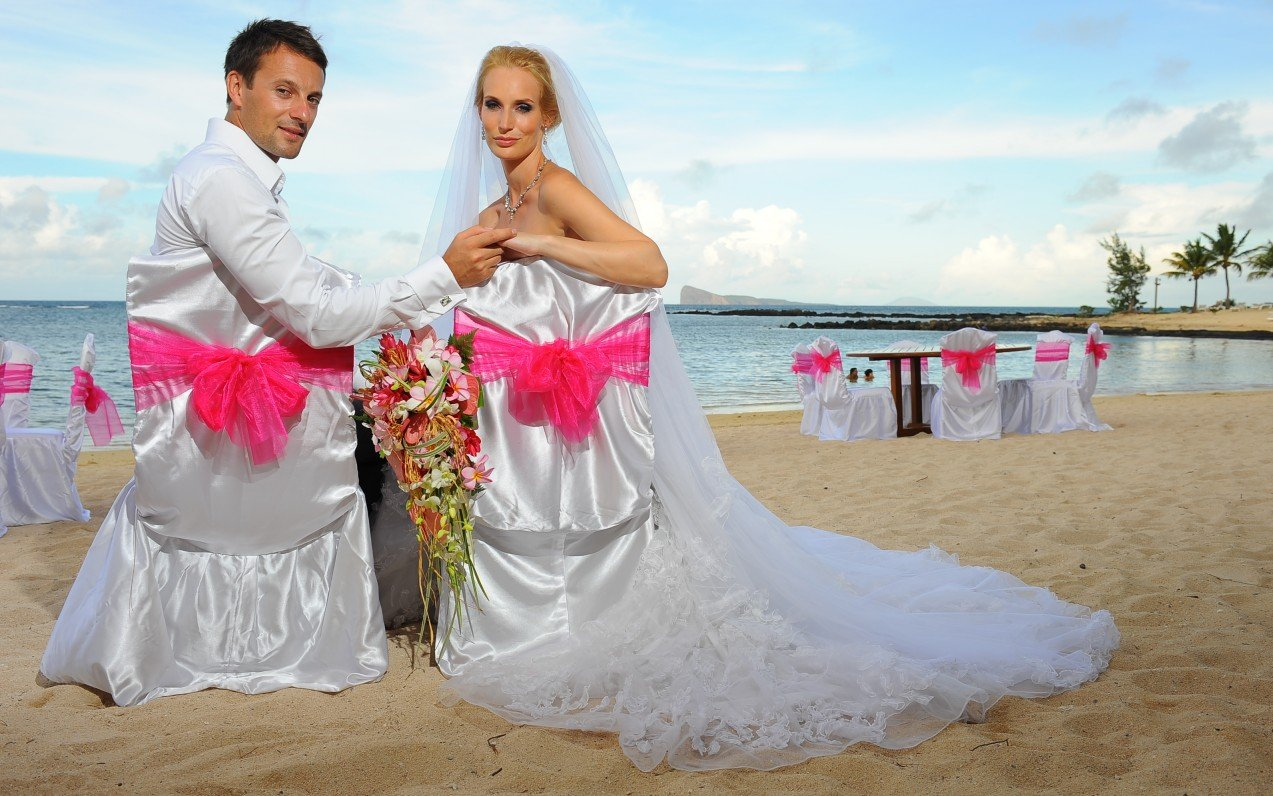 Svatba české vicemiss