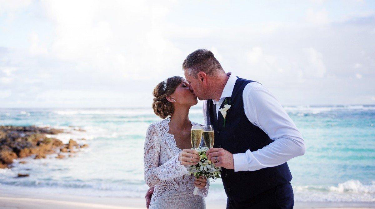 Český týden svateb v ráji